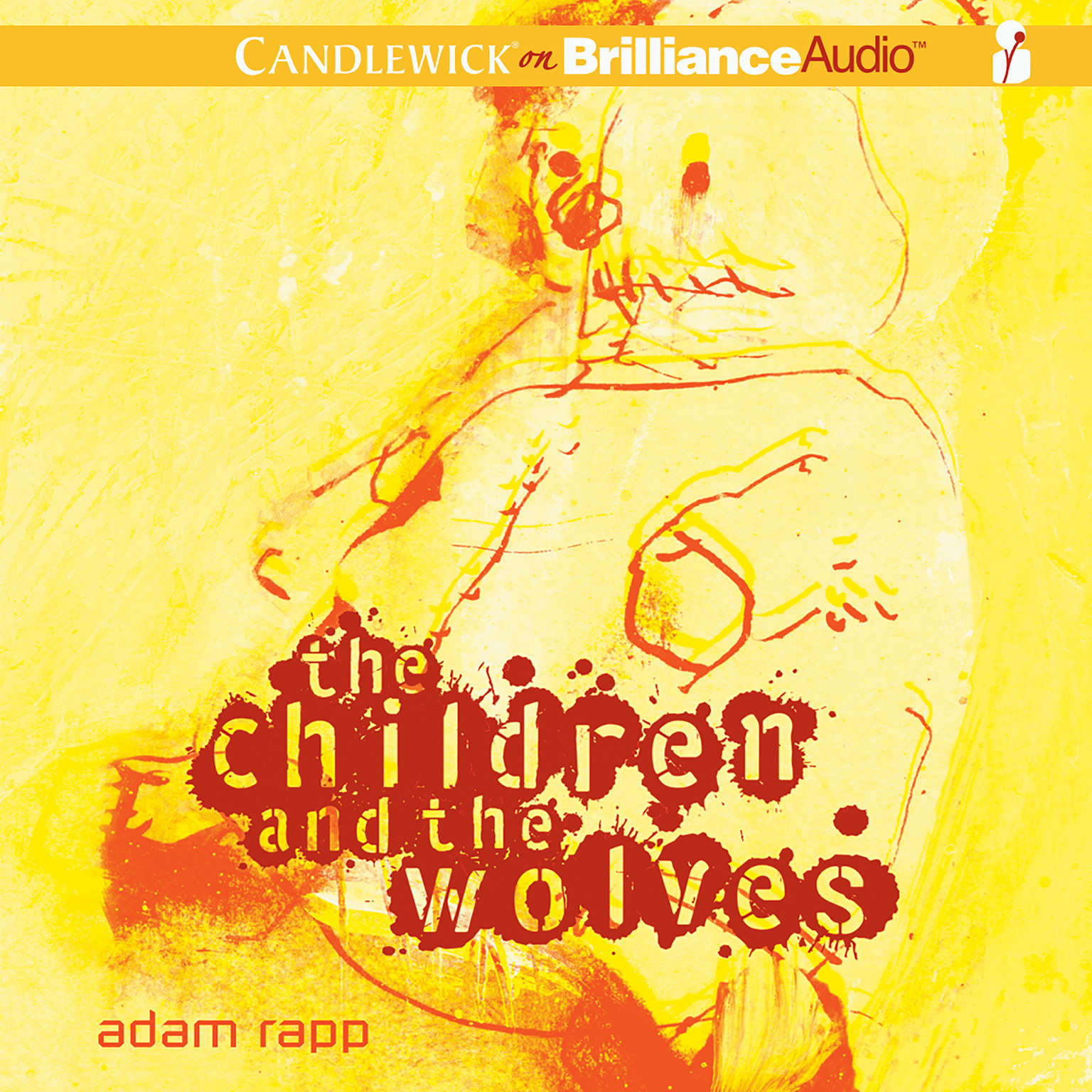 Printable The Children and the Wolves Audiobook Cover Art