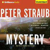 Mystery Audiobook, by Peter Straub