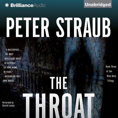 The Throat Audiobook, by Peter Straub