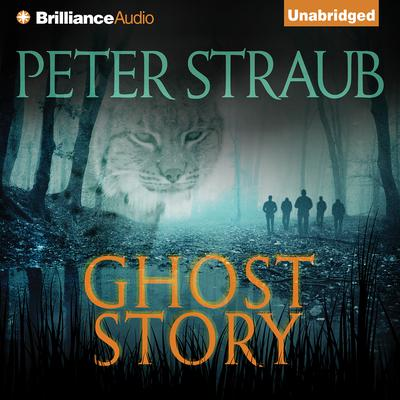 Ghost Story Audiobook, by Peter Straub
