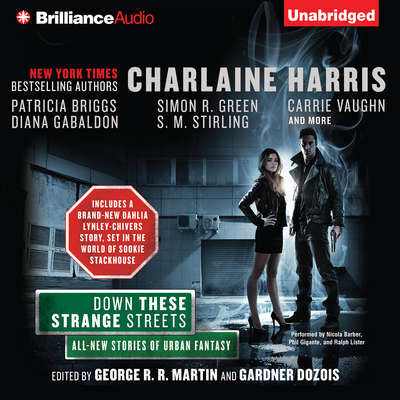 Down these Strange Streets Audiobook, by George R. R. Martin