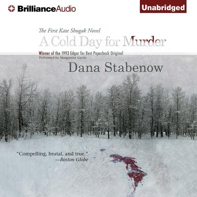 A Cold Day for Murder Audiobook, by Dana Stabenow