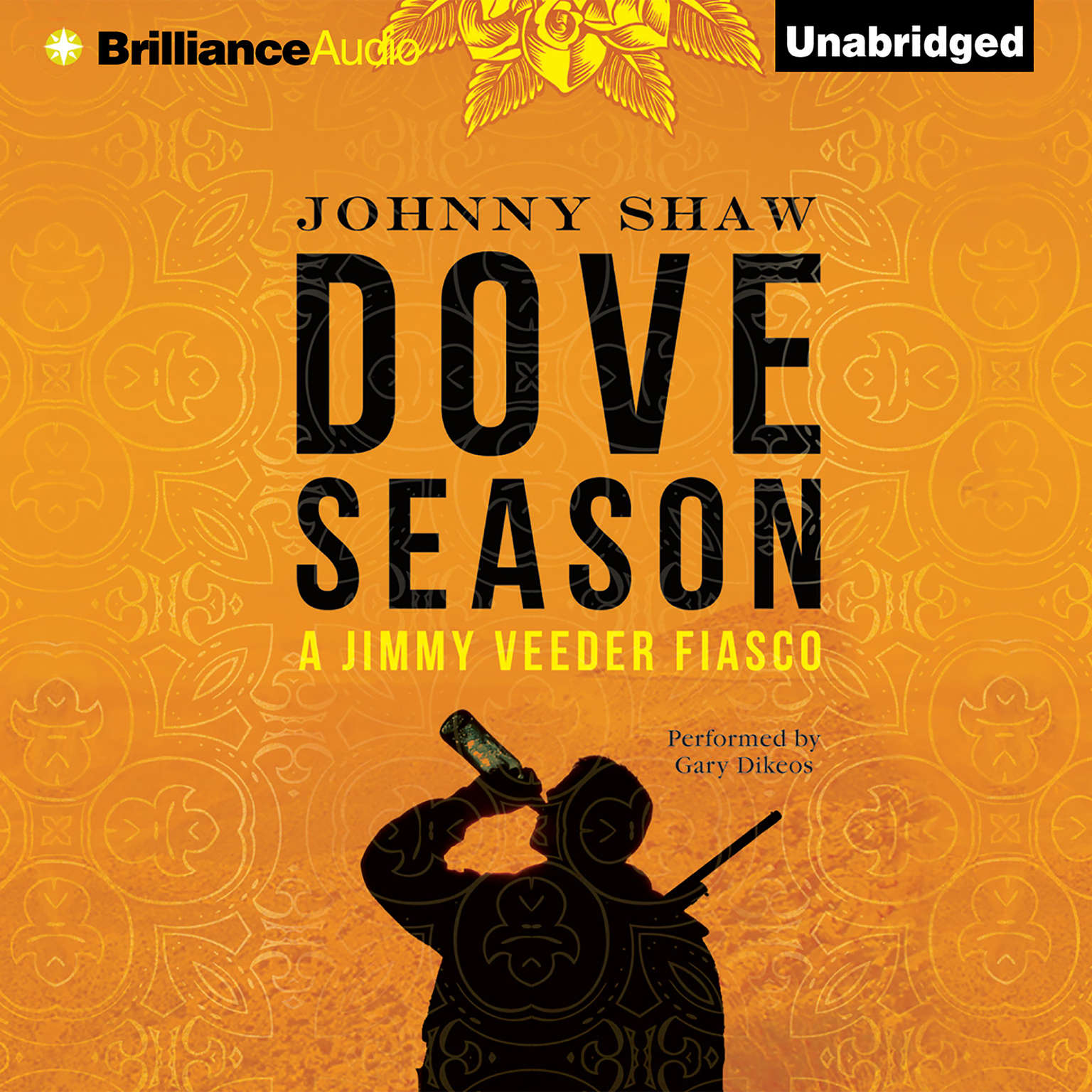 Printable Dove Season Audiobook Cover Art