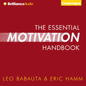The Essential Motivation Handbook Audiobook, by Leo Babauta, Eric Hamm