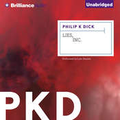 Lies, Inc. Audiobook, by Philip K. Dick