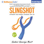 Slingshot: Re-Imagine Your Business, Re-Imagine Your Life Audiobook, by Gabor George Burt