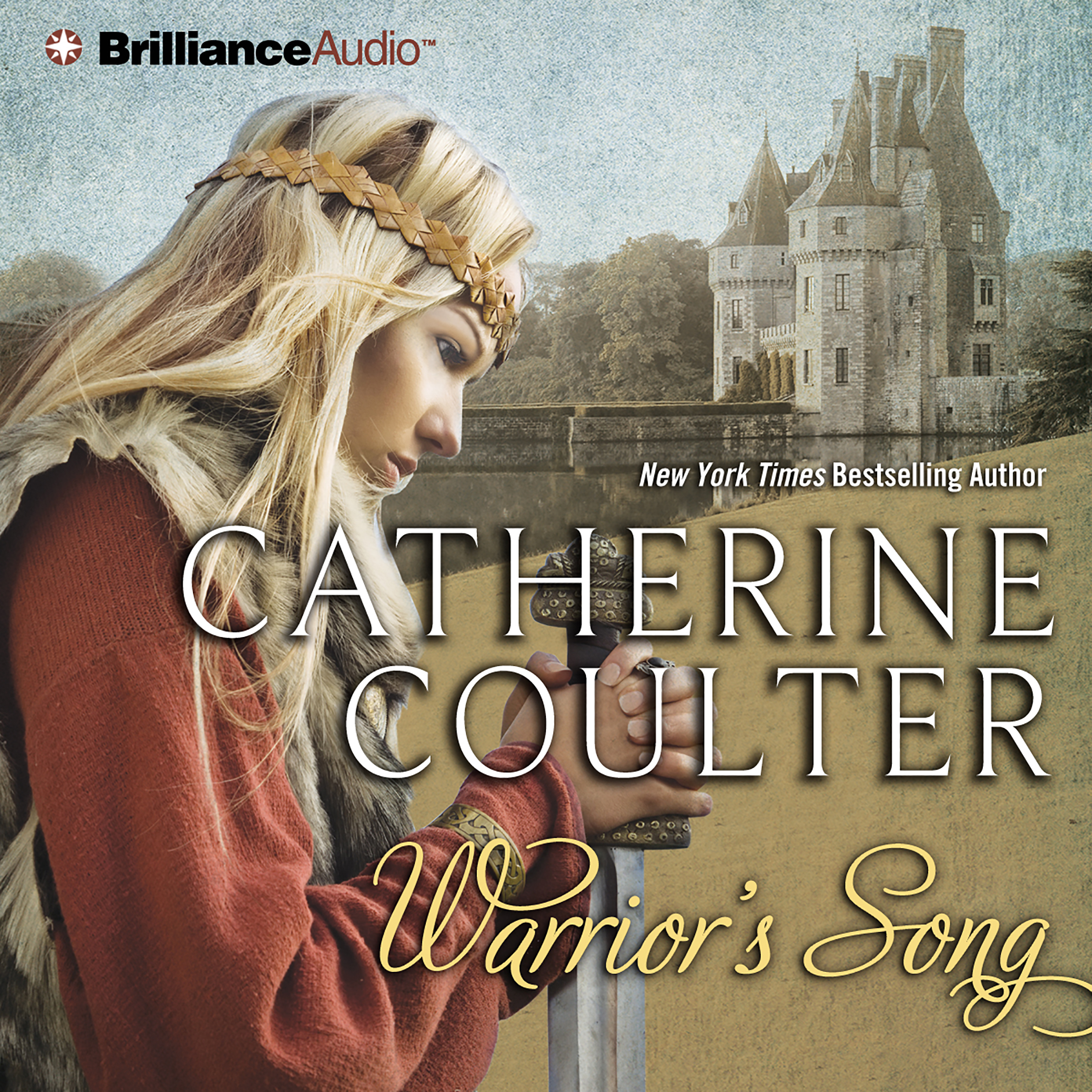 Printable Warrior's Song Audiobook Cover Art