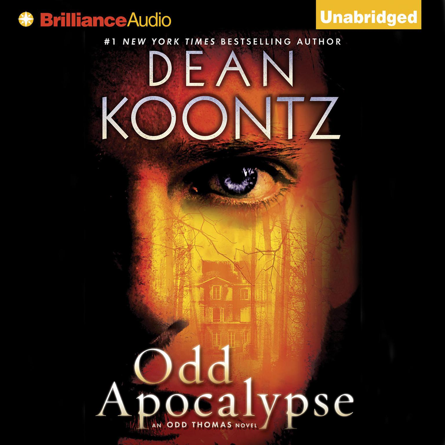 Printable Odd Apocalypse: An Odd Thomas Novel Audiobook Cover Art