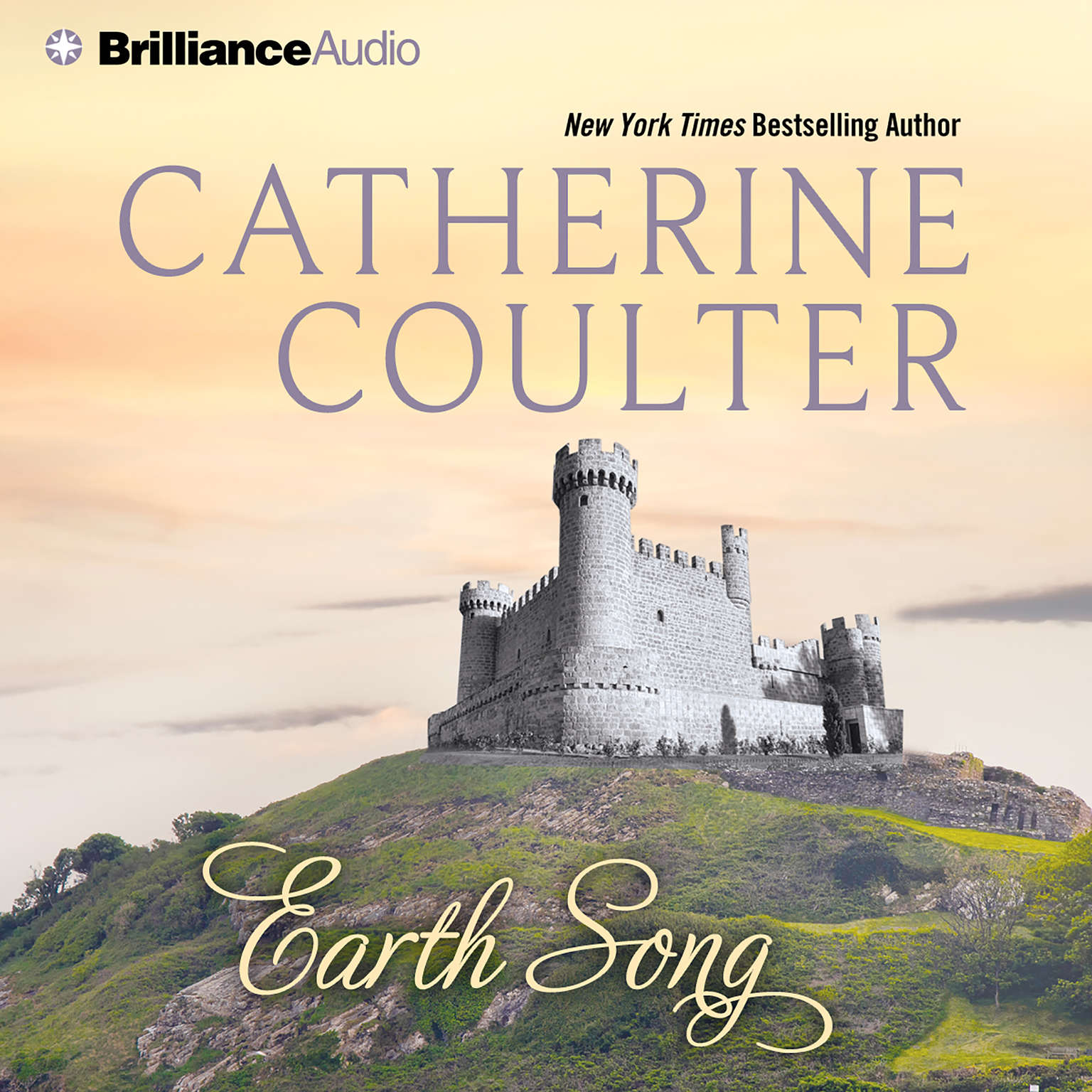 Printable Earth Song Audiobook Cover Art