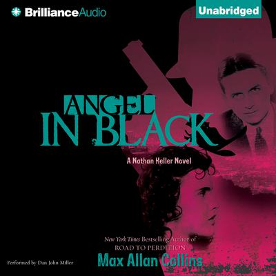 Angel in Black Audiobook, by Max Allan Collins