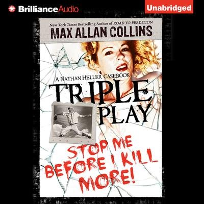 Triple Play Audiobook, by Max Allan Collins