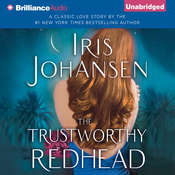 The Trustworthy Redhead, by Iris Johansen