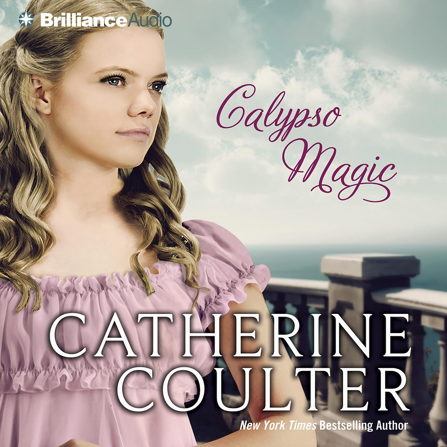 Printable Calypso Magic Audiobook Cover Art