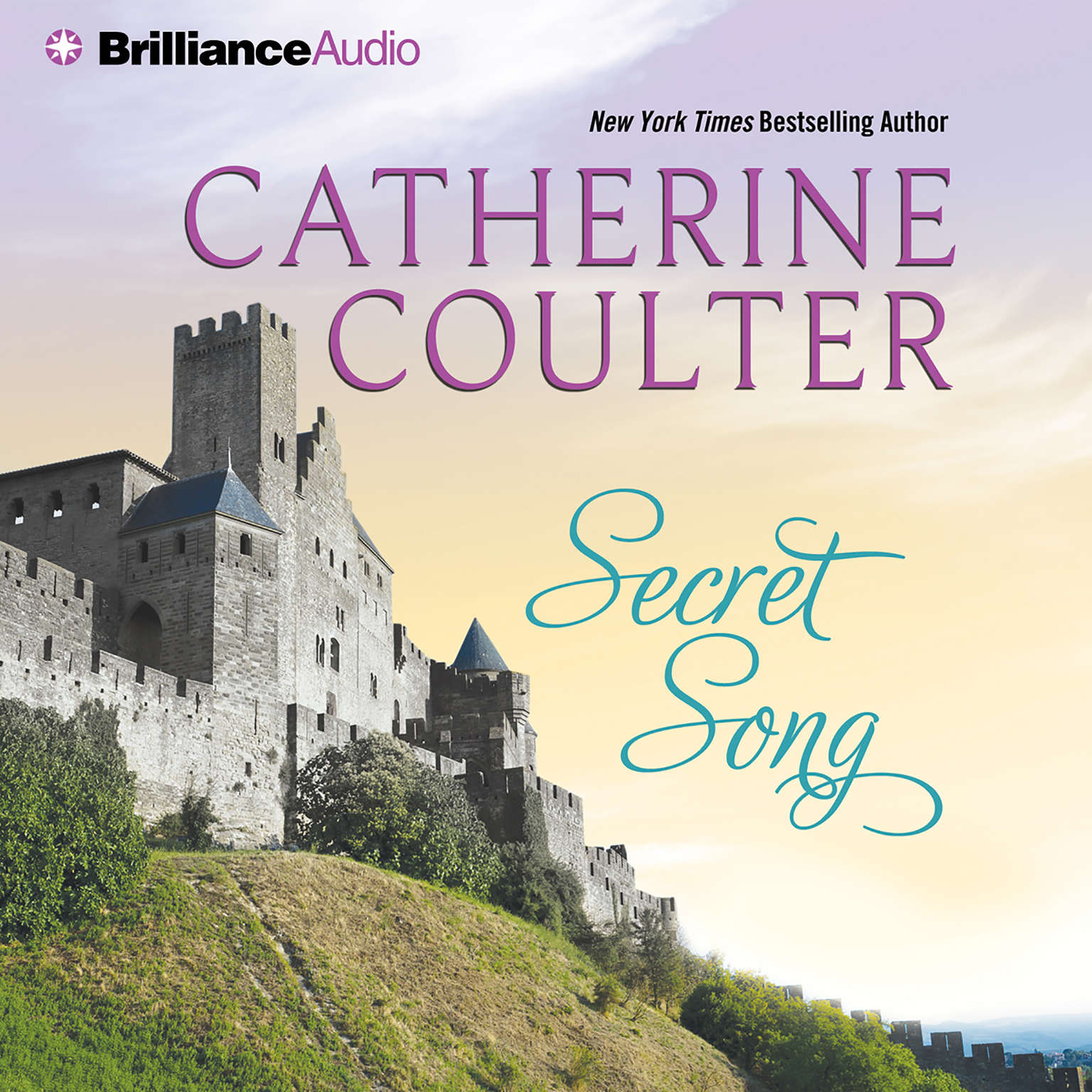 Printable Secret Song Audiobook Cover Art