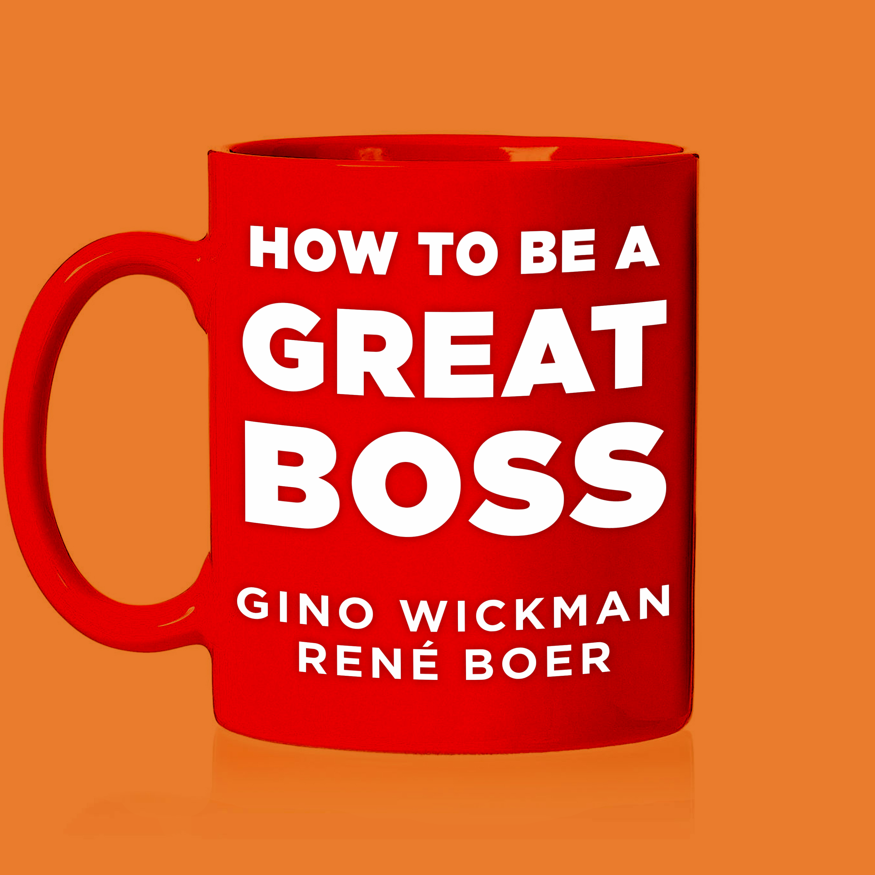 Printable How To Be A Great Boss Audiobook Cover Art