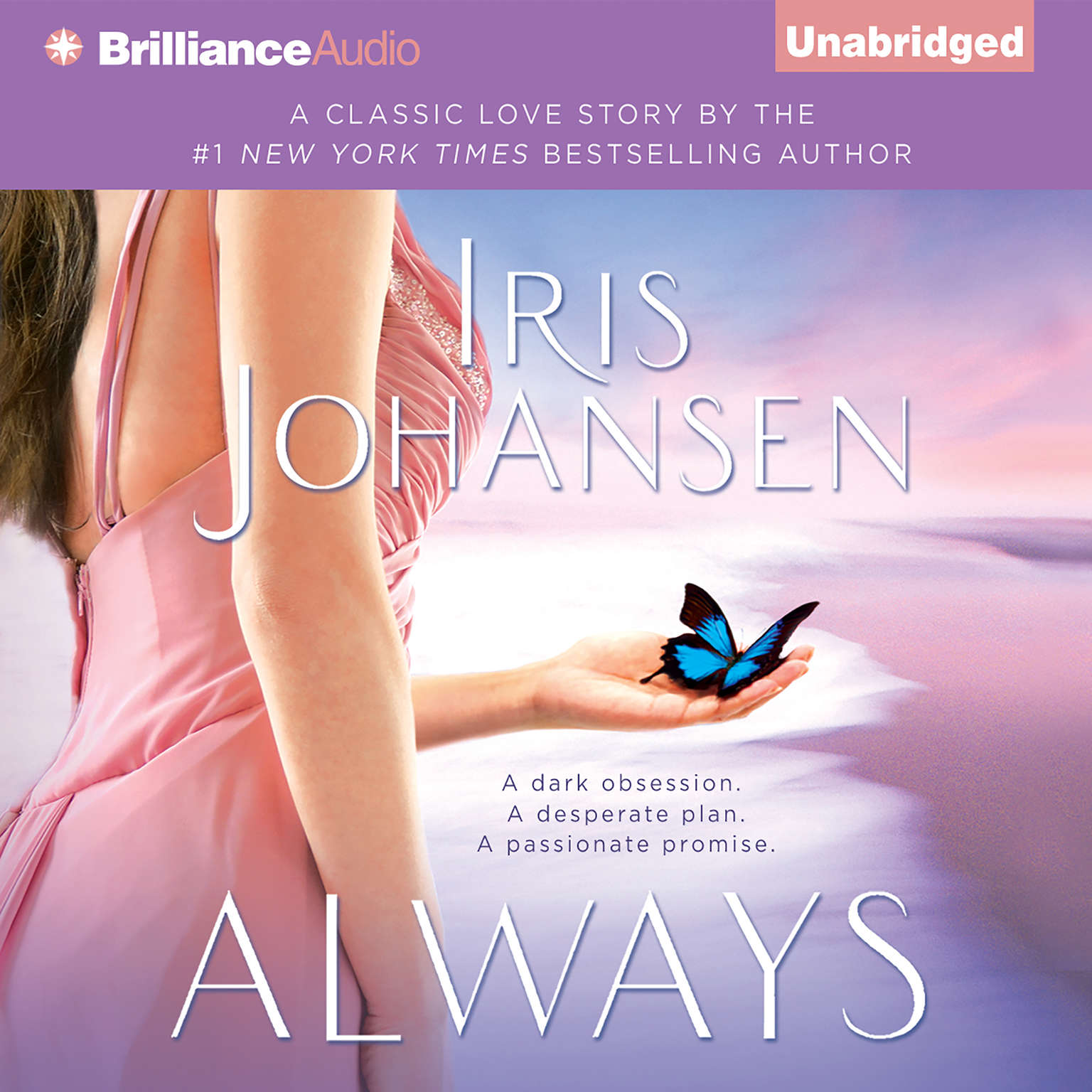 Printable Always Audiobook Cover Art