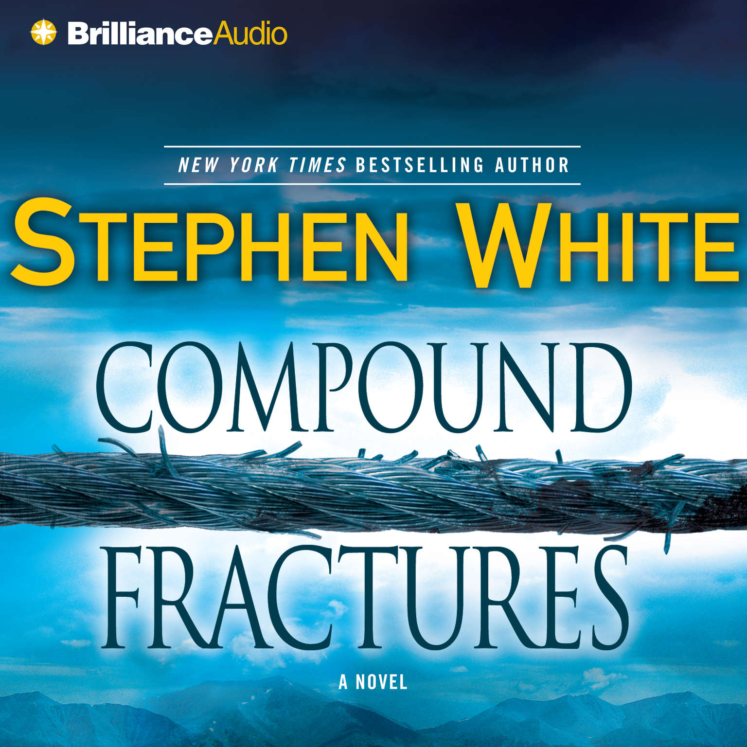 Printable Compound Fractures Audiobook Cover Art