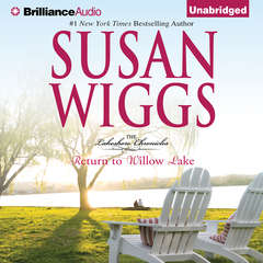 Return to Willow Lake Audiobook, by Susan Wiggs