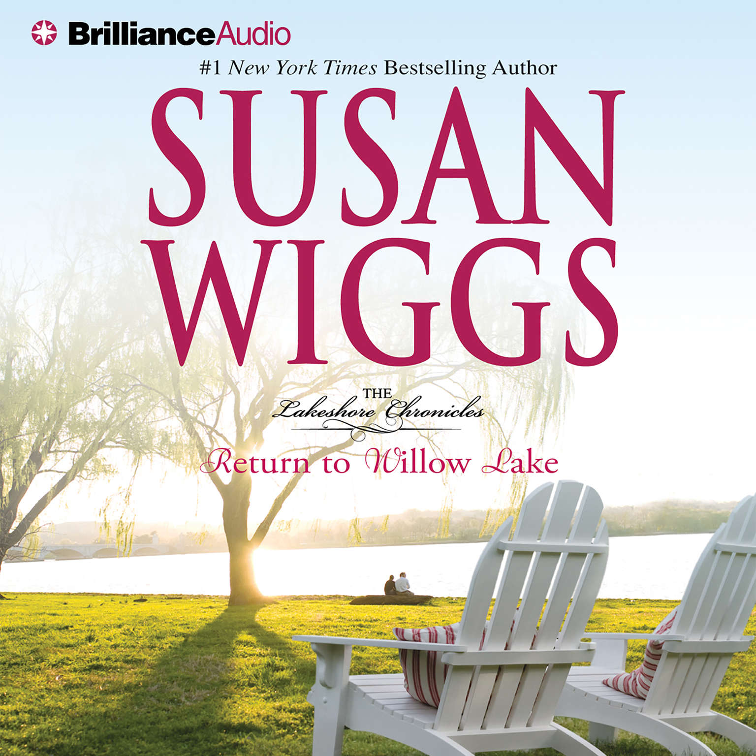 Printable Return to Willow Lake Audiobook Cover Art