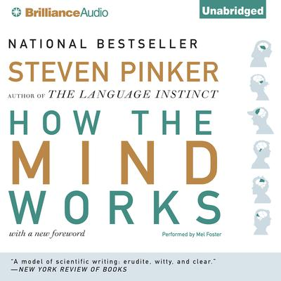 How the Mind Works Audiobook, by Steven Pinker