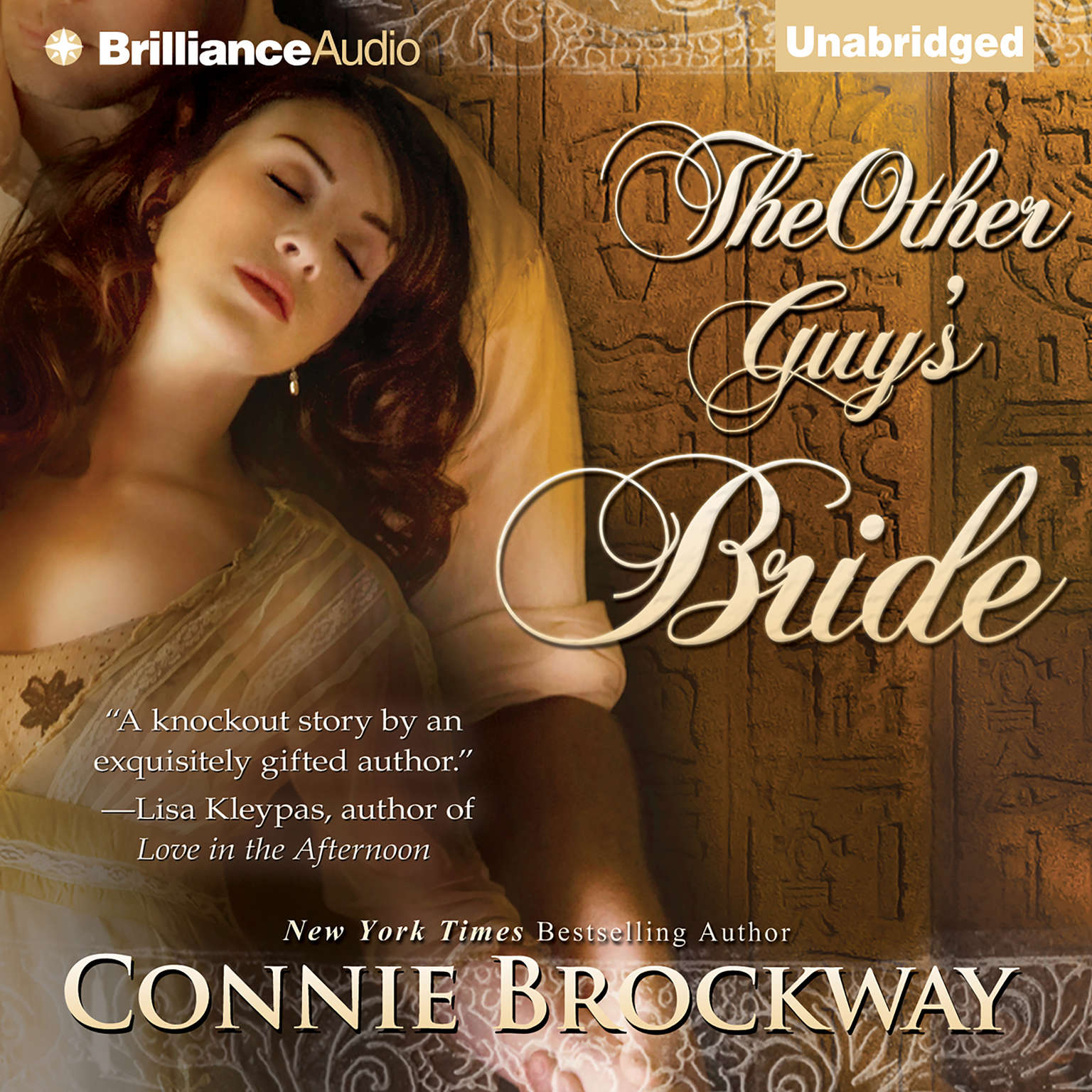 Printable The Other Guy's Bride Audiobook Cover Art