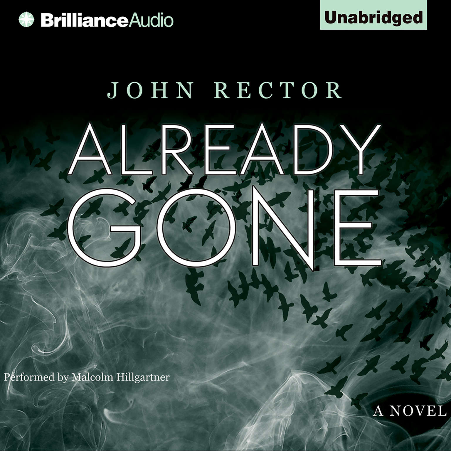 Printable Already Gone Audiobook Cover Art