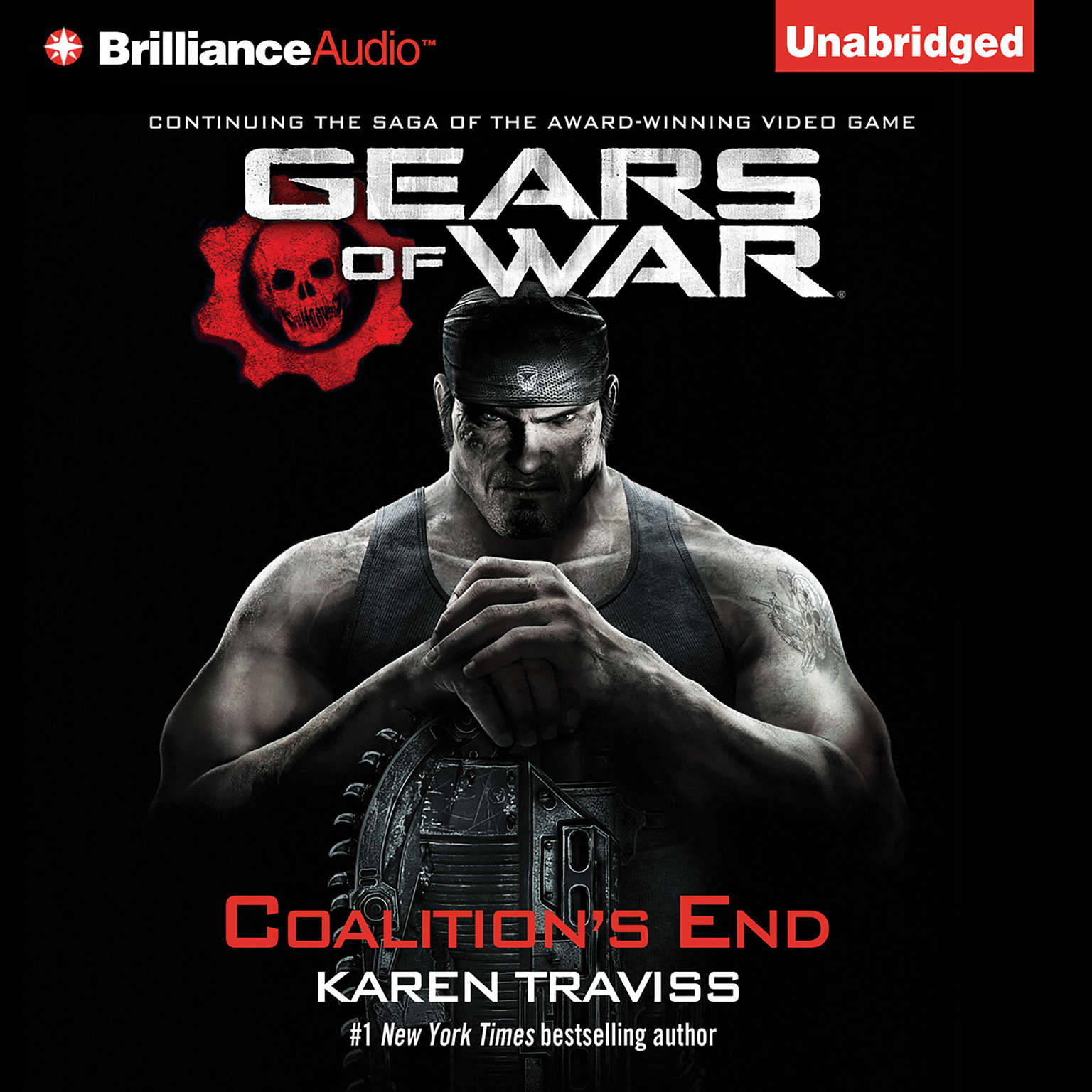 Printable Coalition's End Audiobook Cover Art
