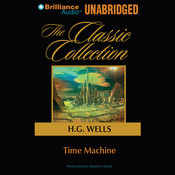 Time Machine Audiobook, by H. G. Wells