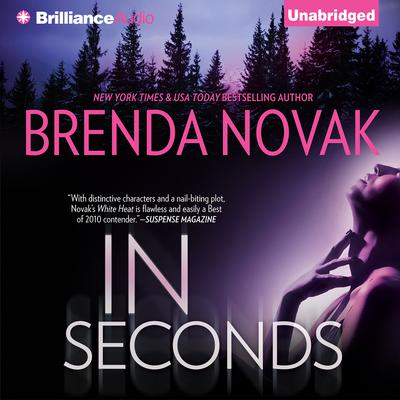 In Seconds Audiobook, by Brenda Novak