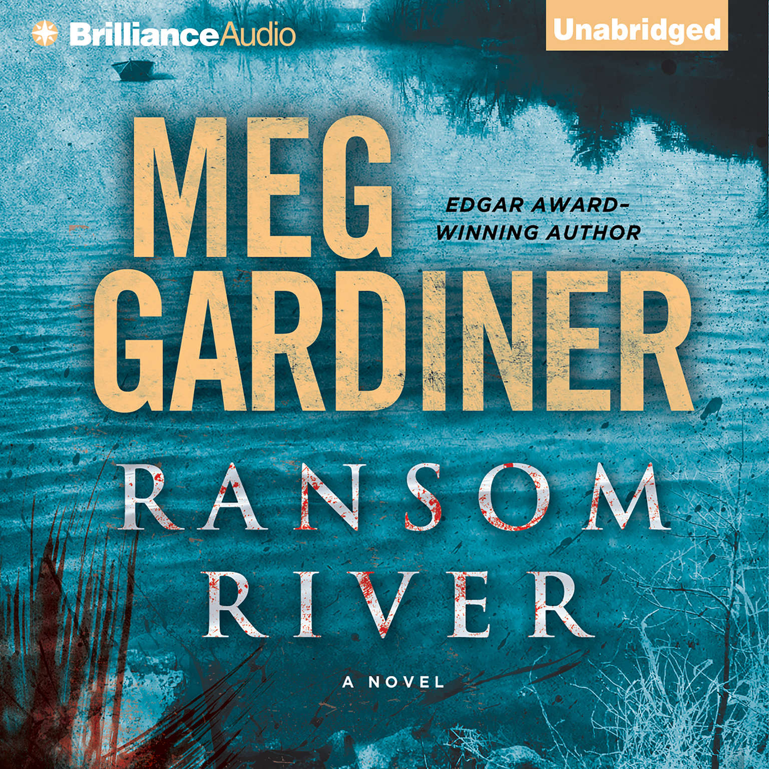 Printable Ransom River Audiobook Cover Art