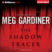 The Shadow Tracer Audiobook, by Meg Gardiner