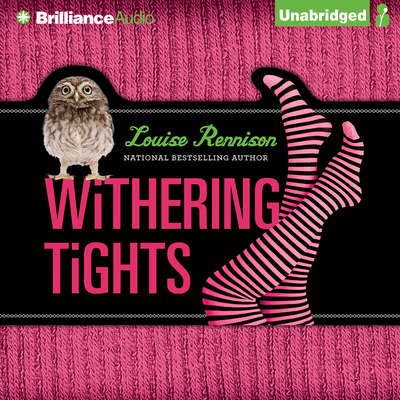 Withering Tights: The Misadventures of Tallulah Casey Audiobook, by Louise Rennison