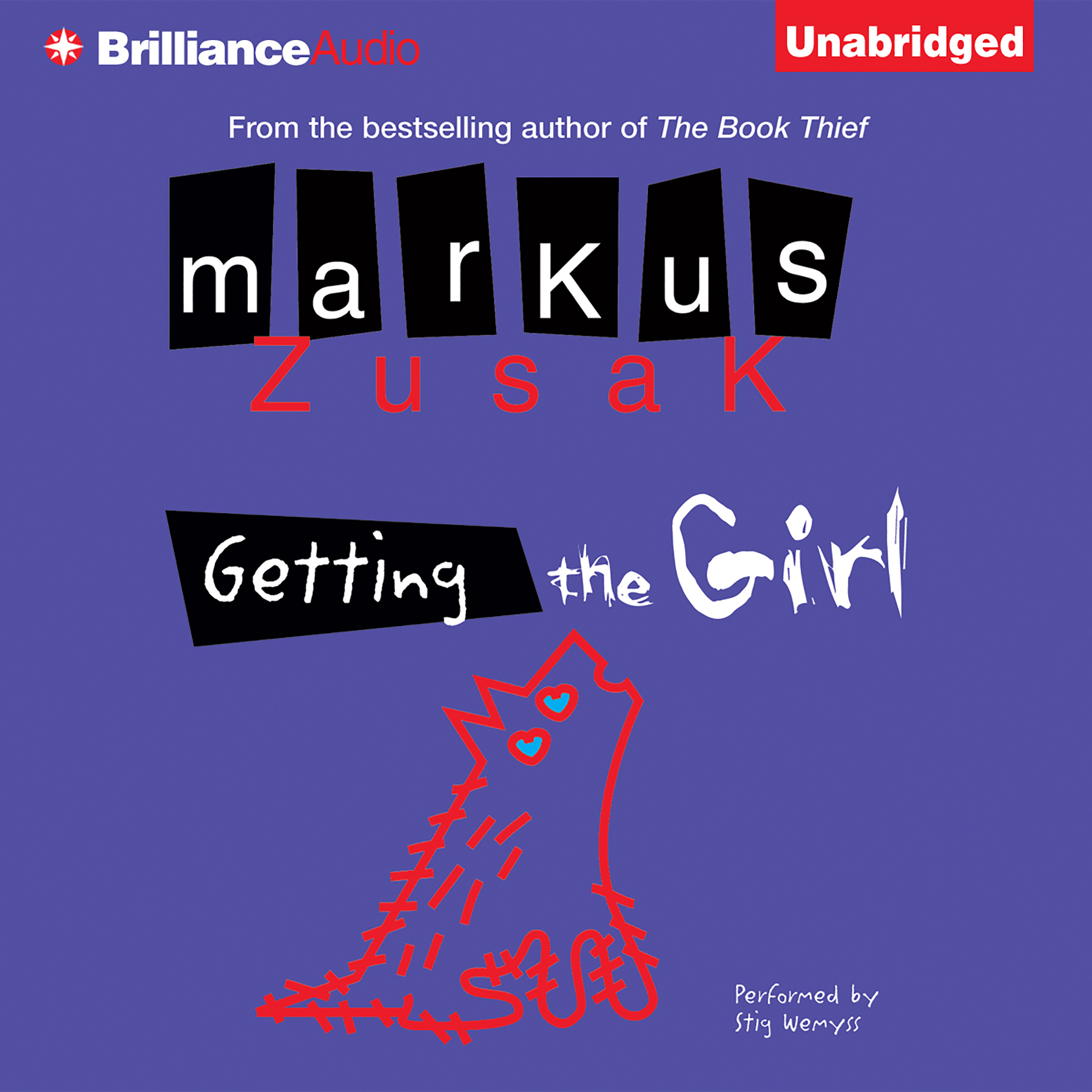 Printable Getting the Girl Audiobook Cover Art