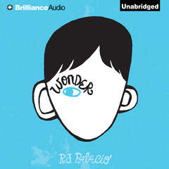 Wonder Audiobook, by R. J. Palacio