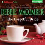 The Forgetful Bride Audiobook, by Debbie Macomber