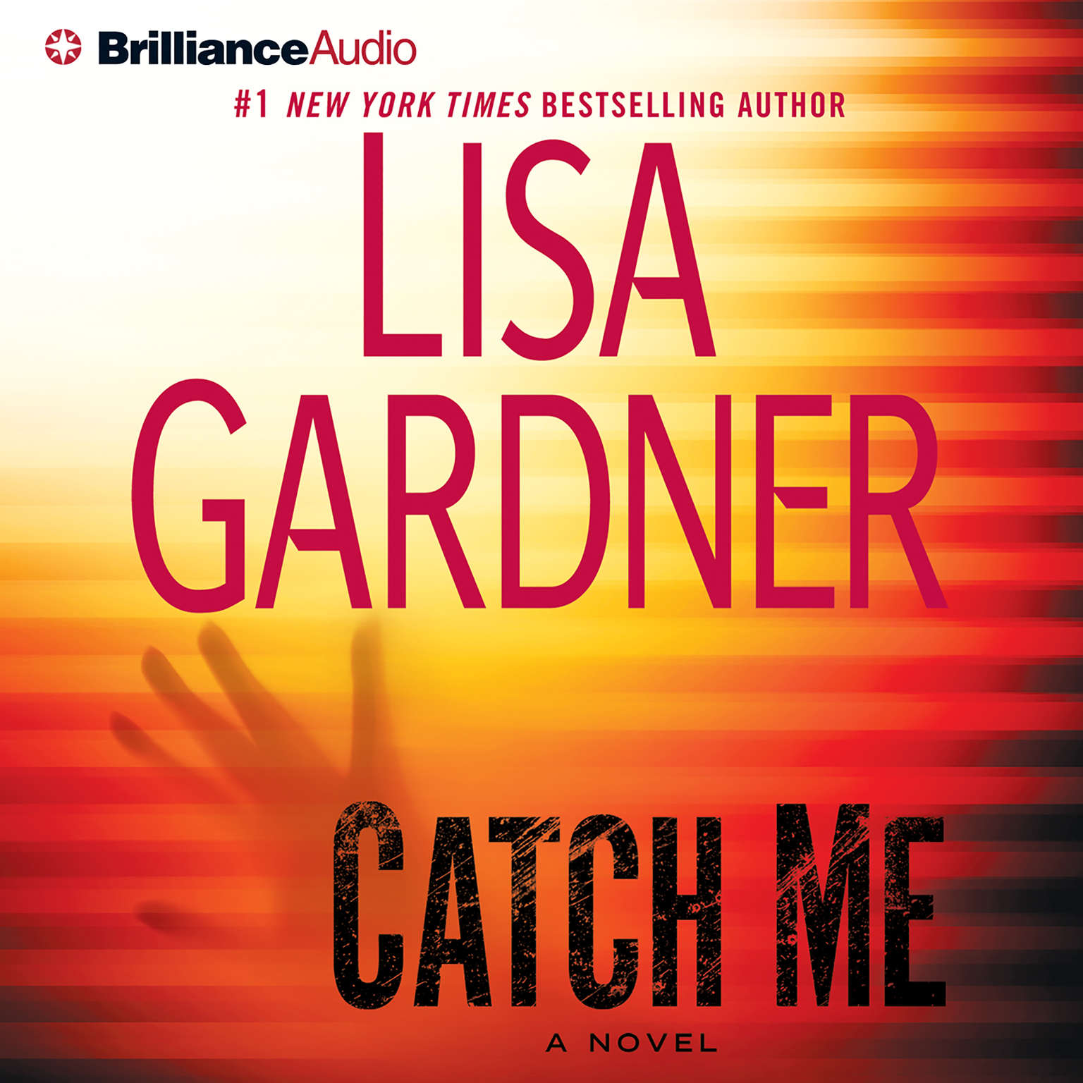 Printable Catch Me: A Novel Audiobook Cover Art