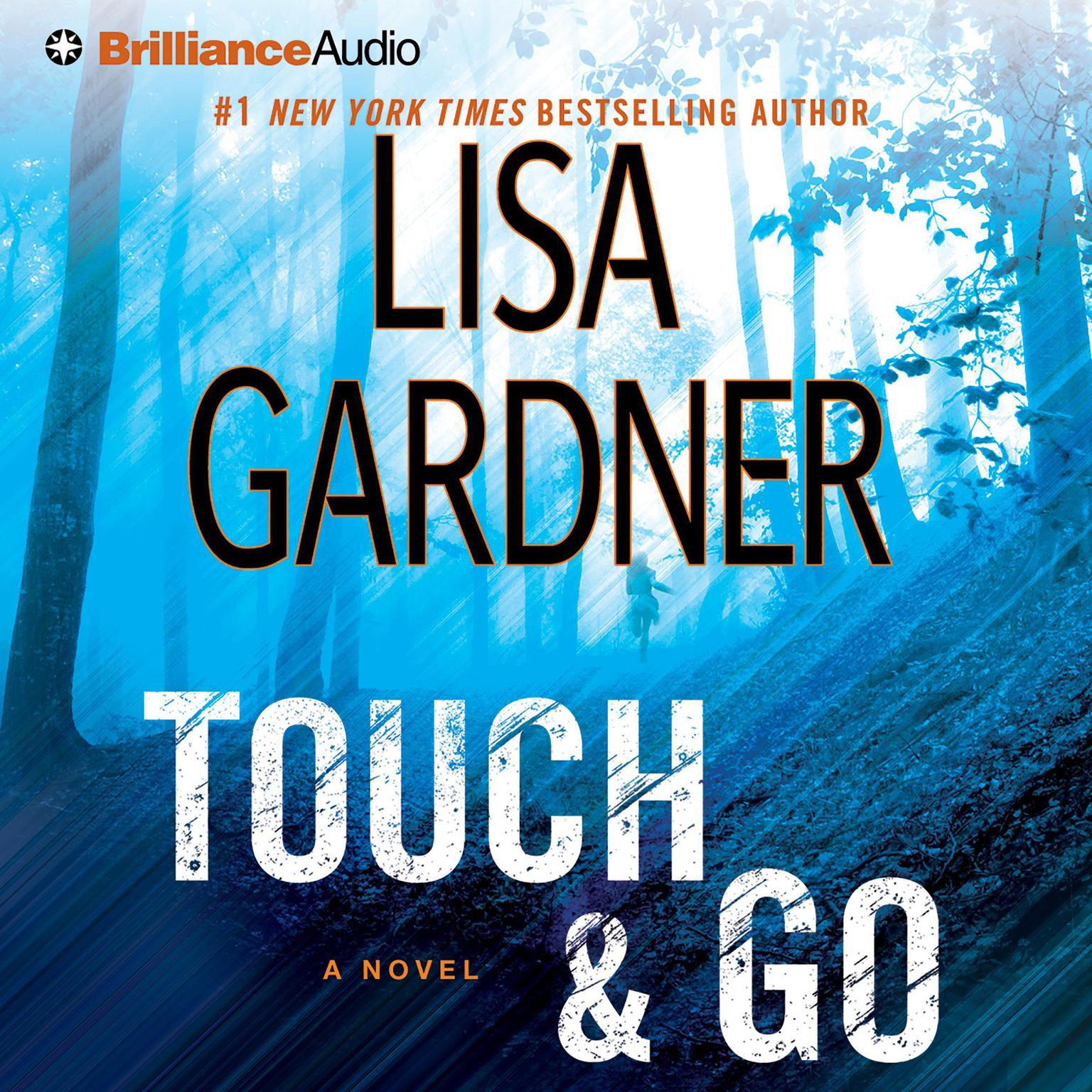 Printable Touch & Go: A Novel Audiobook Cover Art