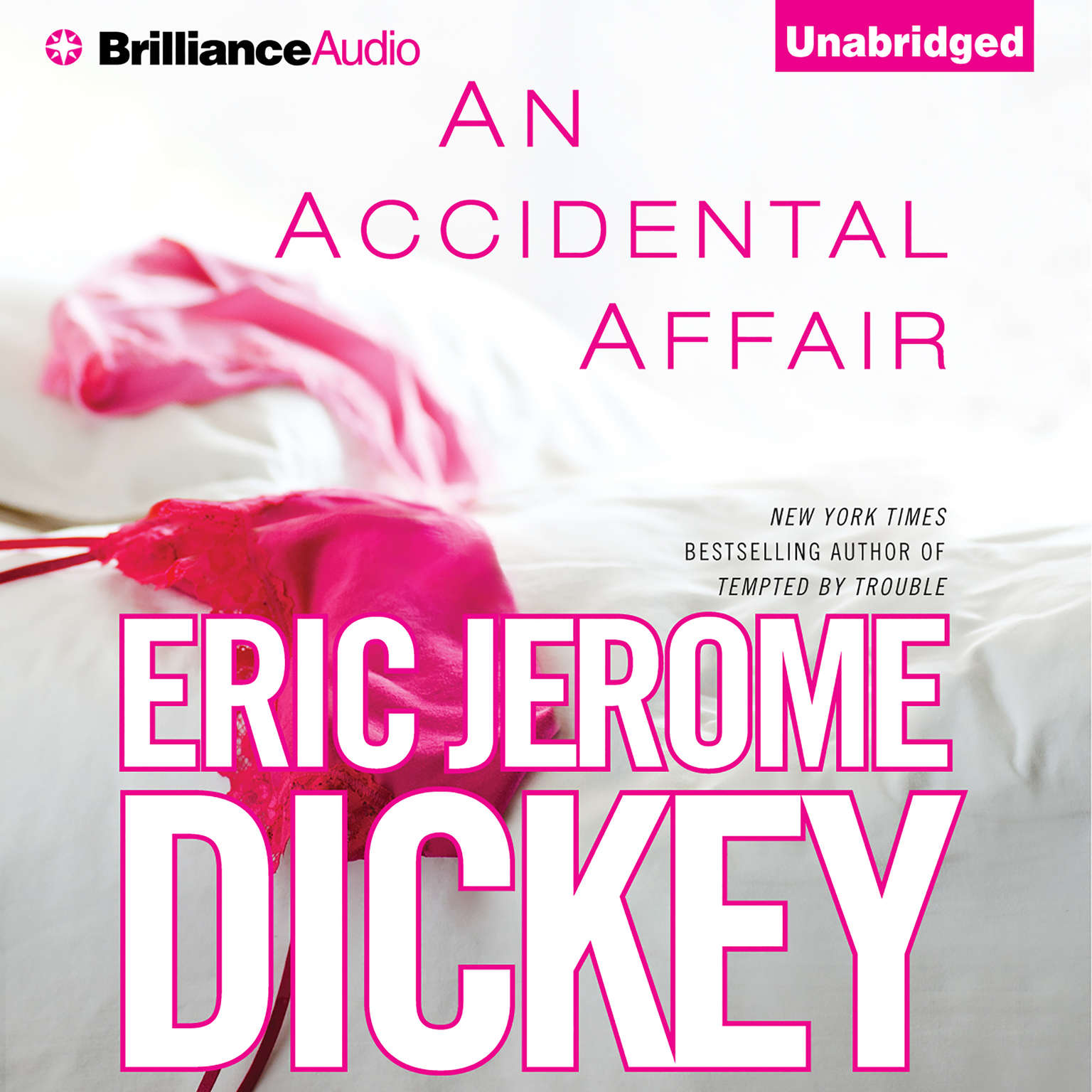 Printable An Accidental Affair Audiobook Cover Art