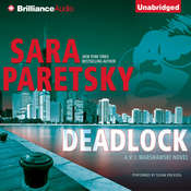 Deadlock Audiobook, by Sara Paretsky