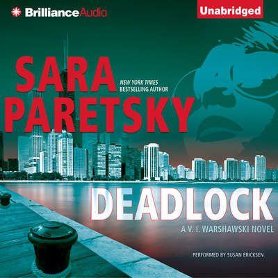 Deadlock Audiobook, by Sara Paretsky