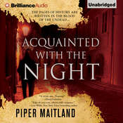 Acquainted With the Night Audiobook, by Piper Maitland