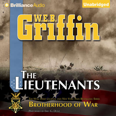 The Lieutenants Audiobook, by W. E. B. Griffin