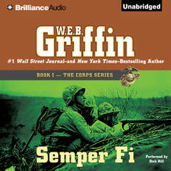 Semper Fi Audiobook, by W. E. B. Griffin