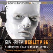 Reality 36 Audiobook, by Guy Haley