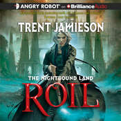 Roil Audiobook, by Trent Jamieson
