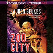 Zoo City, by Lauren Beukes