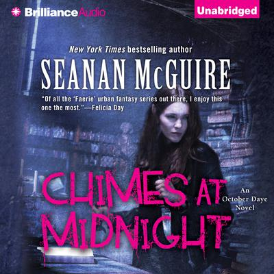 Chimes at Midnight Audiobook, by Seanan McGuire