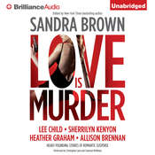 Love Is Murder, by Sandra Brown, Sandra Brown (Editor)