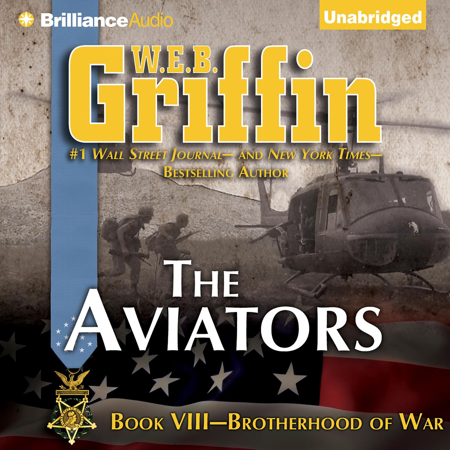 Printable The Aviators Audiobook Cover Art