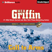 Call to Arms Audiobook, by W. E. B. Griffin